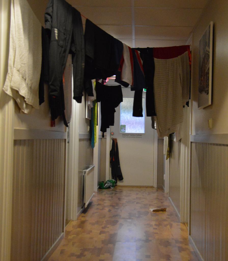 Sverige-vasketøj